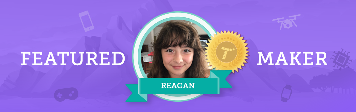 11-Year-Old Reagan Gives Great Advice to Future Coders!