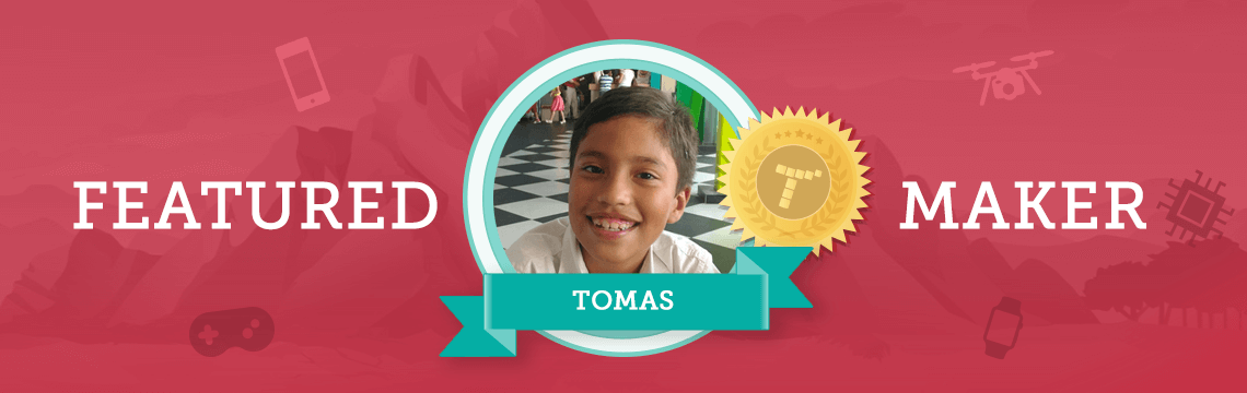 According To Tomás, Coding Helps With Math Skills!