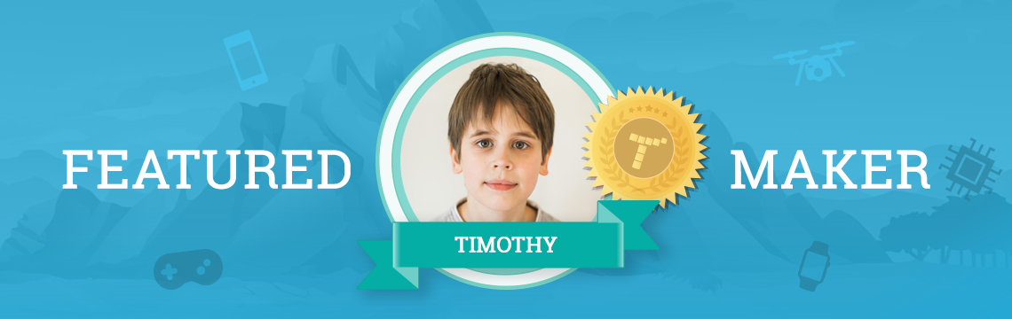 Timothy Loves Languages – Including Coding Languages!