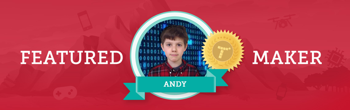 Learn about Antimatter from Andy