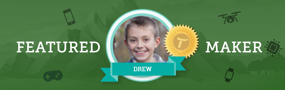 Meet Drew, the Creator of an Awesome Rube Goldberg Program
