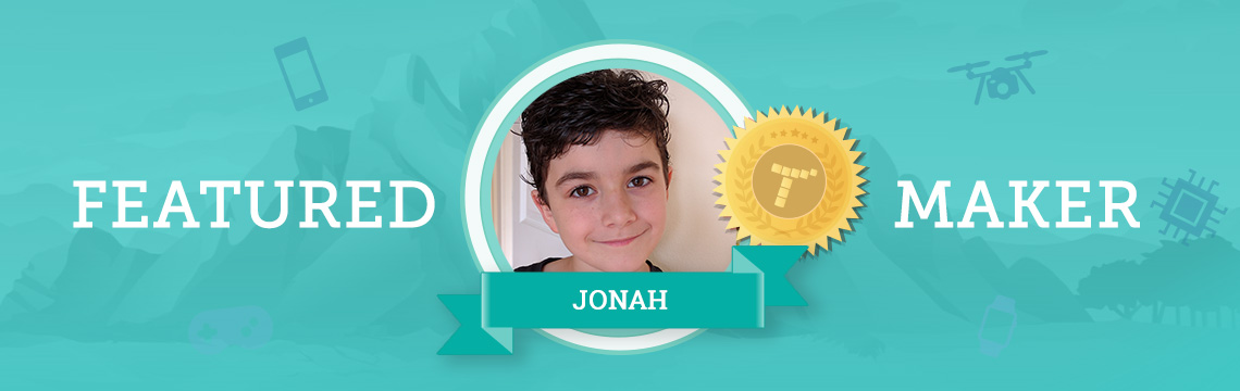 Coding Motivates Jonah To Learn New Math Concepts!