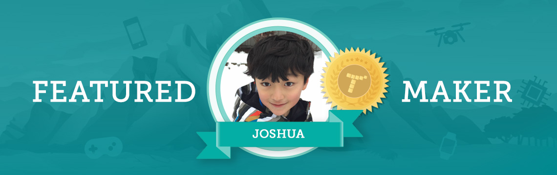 Coding Prepares Joshua For His Dream Job!