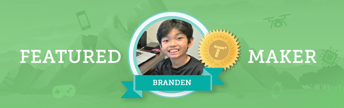 "Meet Branden, the 11-Year-Old Creator of ""Licky Kid"""