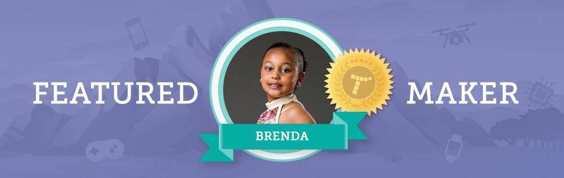 Meet Brenda, an Amazing Dancer and Coder
