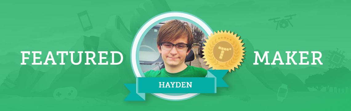 Hayden: From Video Game Player to Video Game Coder