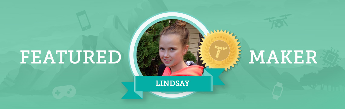 Meet Lindsay, a Coder and Future Teacher