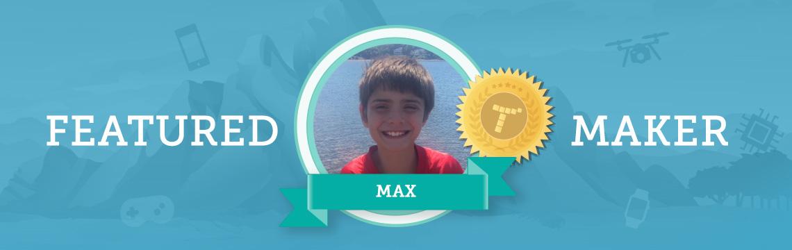 According to Max, Everyone Should Code!