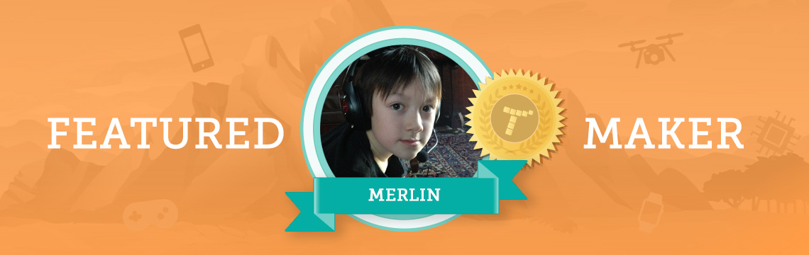 Experienced Coder Merlin Shares His Knowledge!