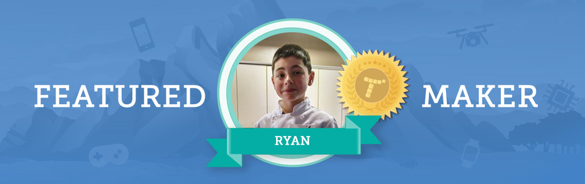What do coding and cooking have in common? Ask Ryan!