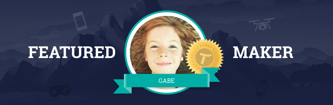 Learn How Gabe Combines Code and Toads!