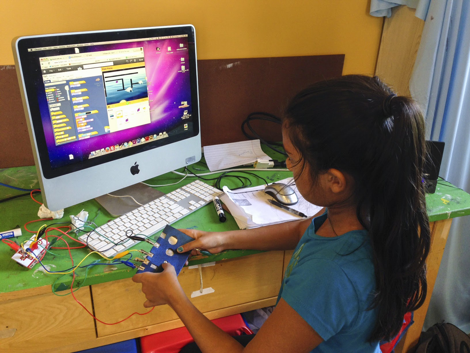 With Computer Programming Kids Can Create Games They Love