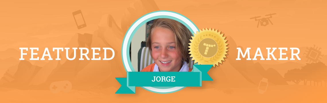 Jorge Loves Sports and Coding!