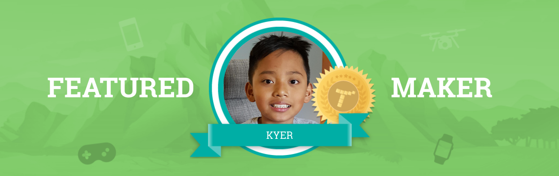 Learn How Kyer Gets Struck With Inspiration!