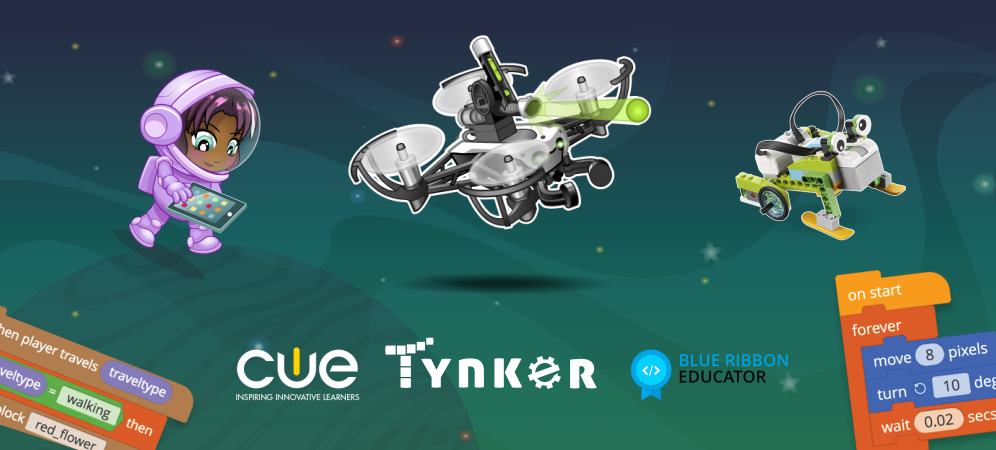 Win a Drone for Your Class at Spring CUE 2018!