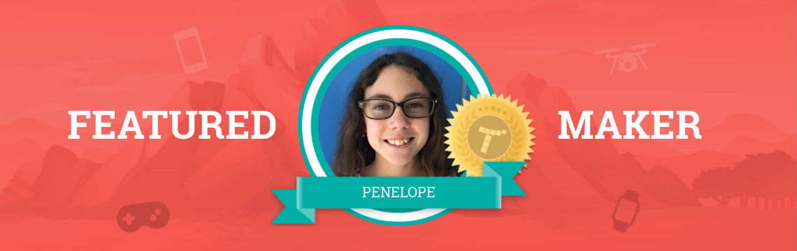 Penelope Codes to Prepare for a Career in Law!