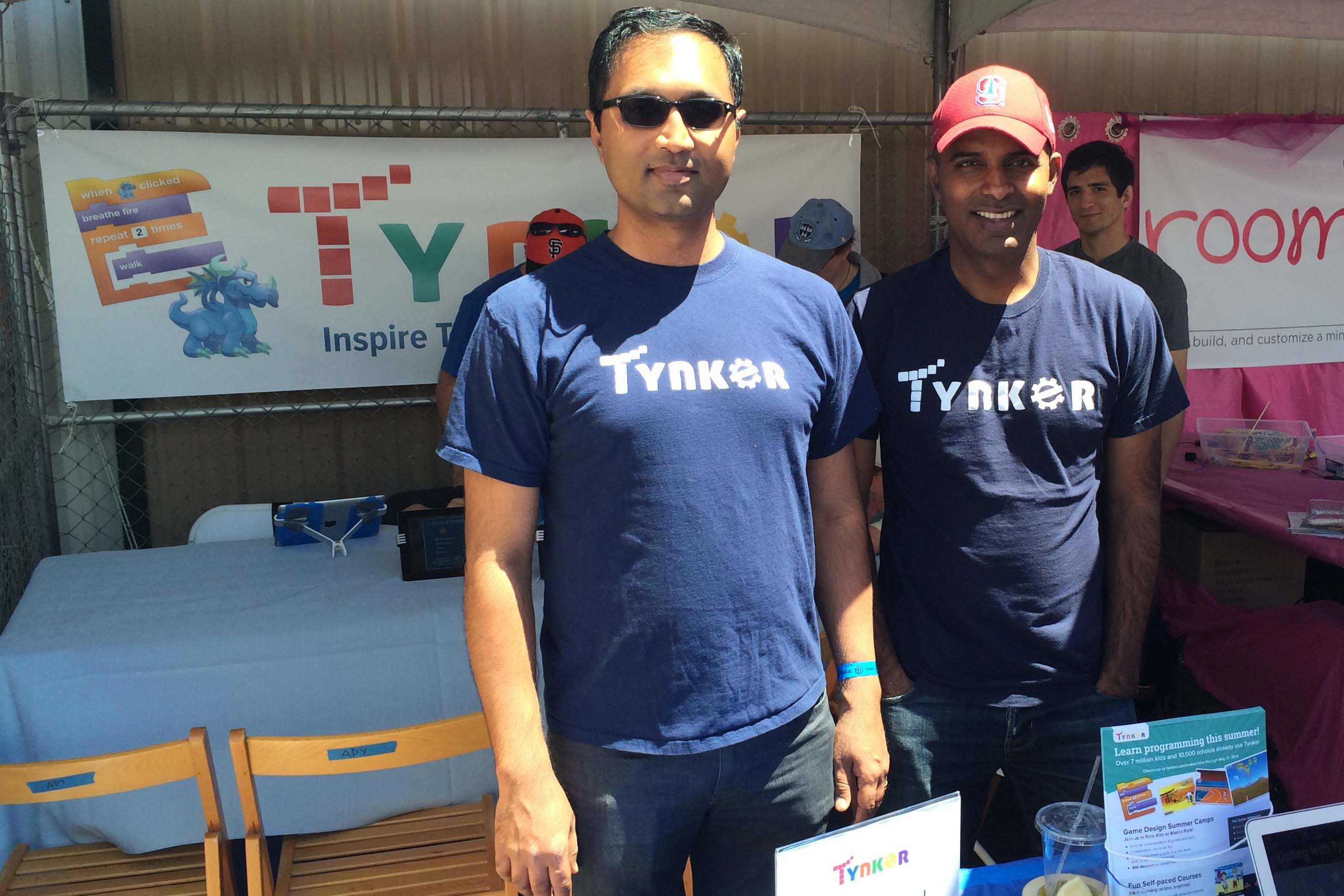 Tynker at the Bay Area Maker Faire