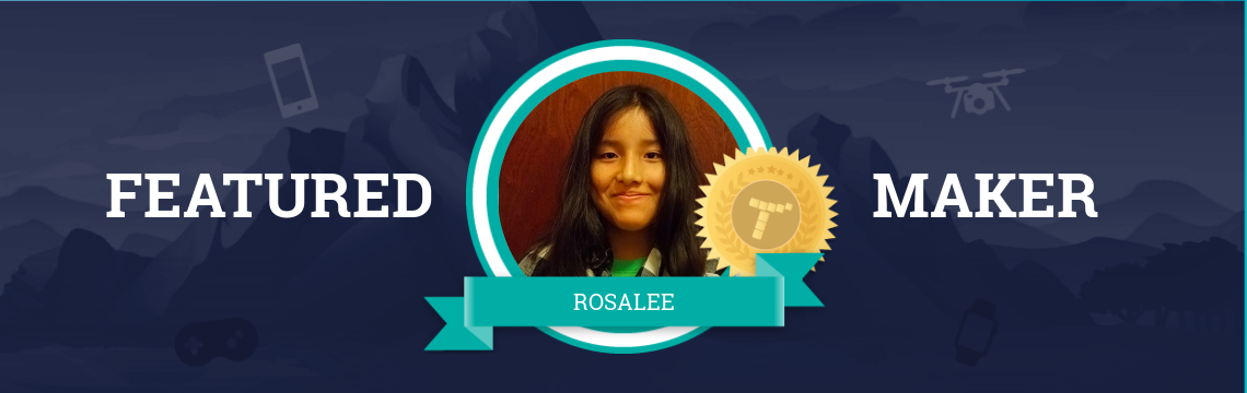 Rockin' Code With Rosalee!