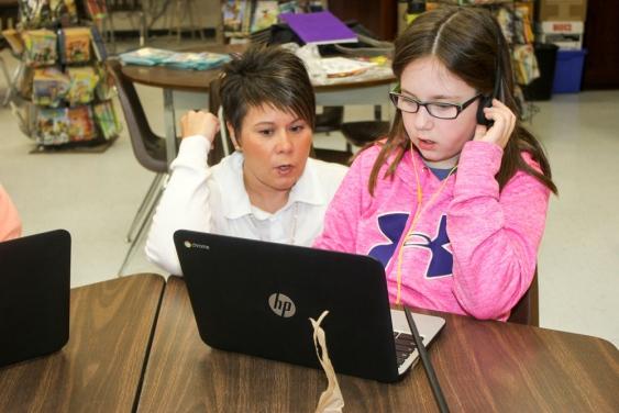Estevan Mercury: Technology Helps Students Learn