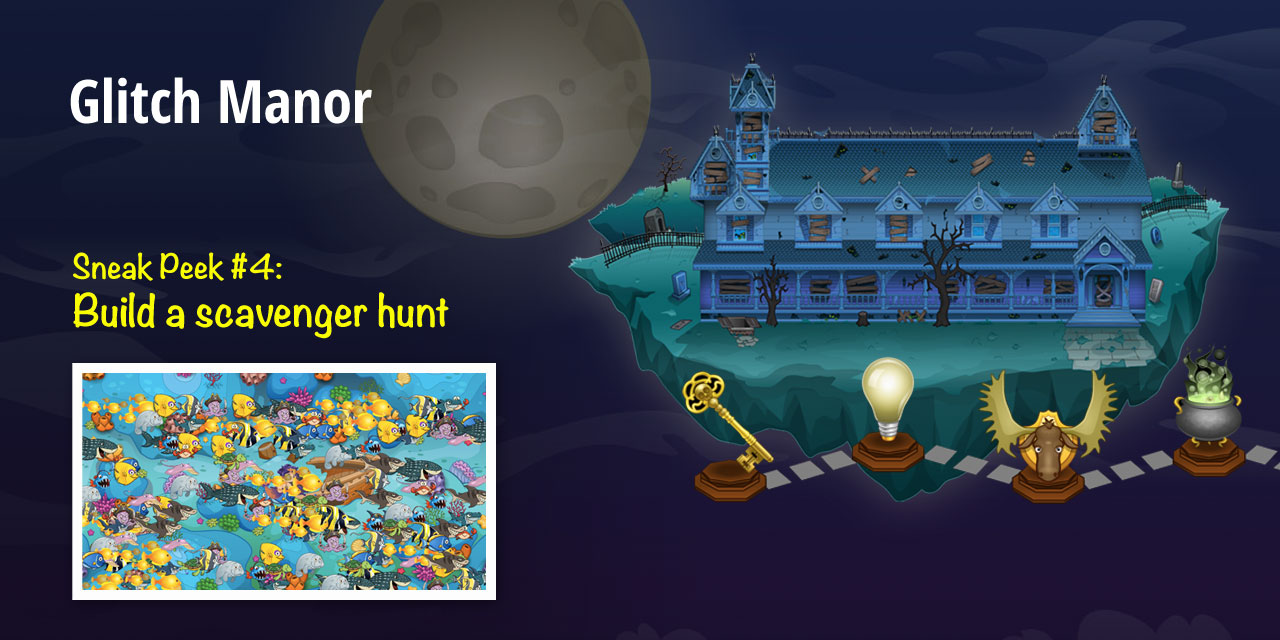 Build a Scavenger Hunt Game