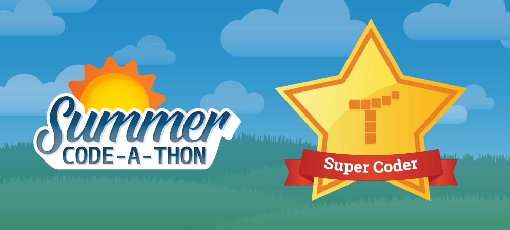 2018 Summer Code-A-Thon Winners Announced!