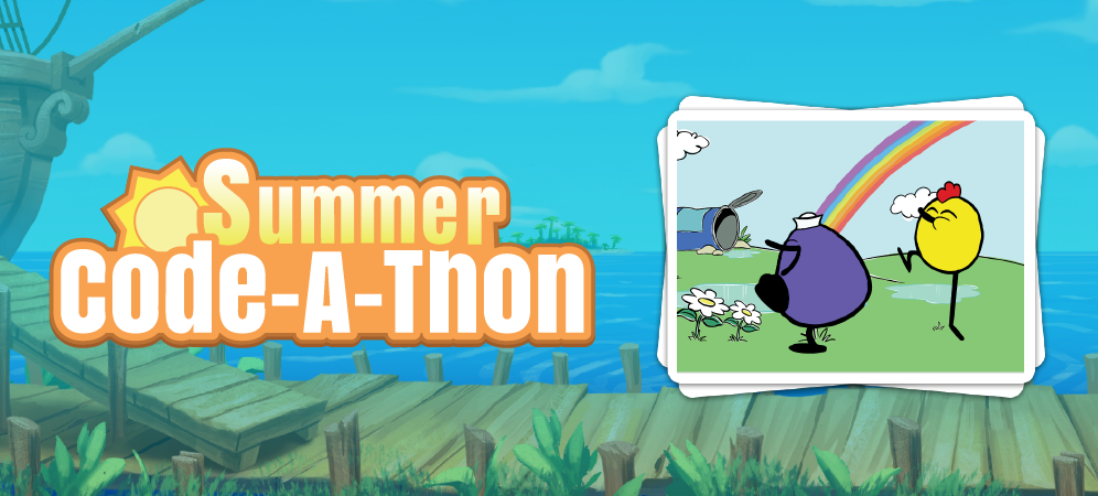 Week 1 Summer Code-A-Thon Challenge: Code a Summer Celebration!
