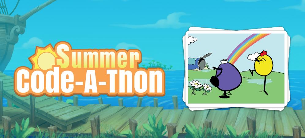 Week 1 Summer Code-A-Thon Challenge: Code a Summer Celebration!