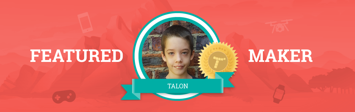 See What Future Rock Star Talon Has to Say About Coding!