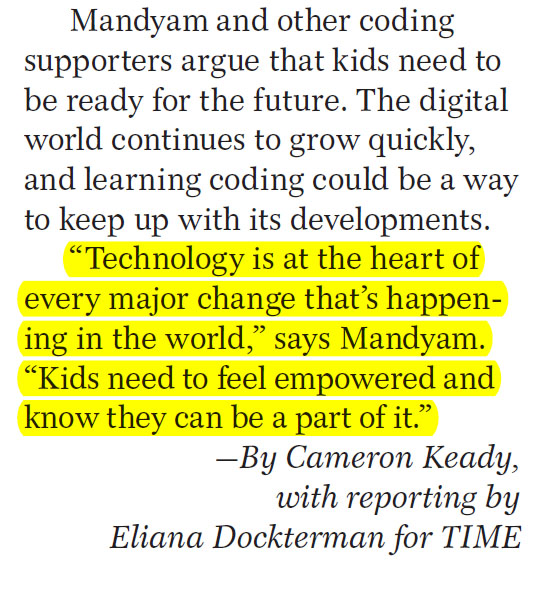 Time for kids article zoom 2