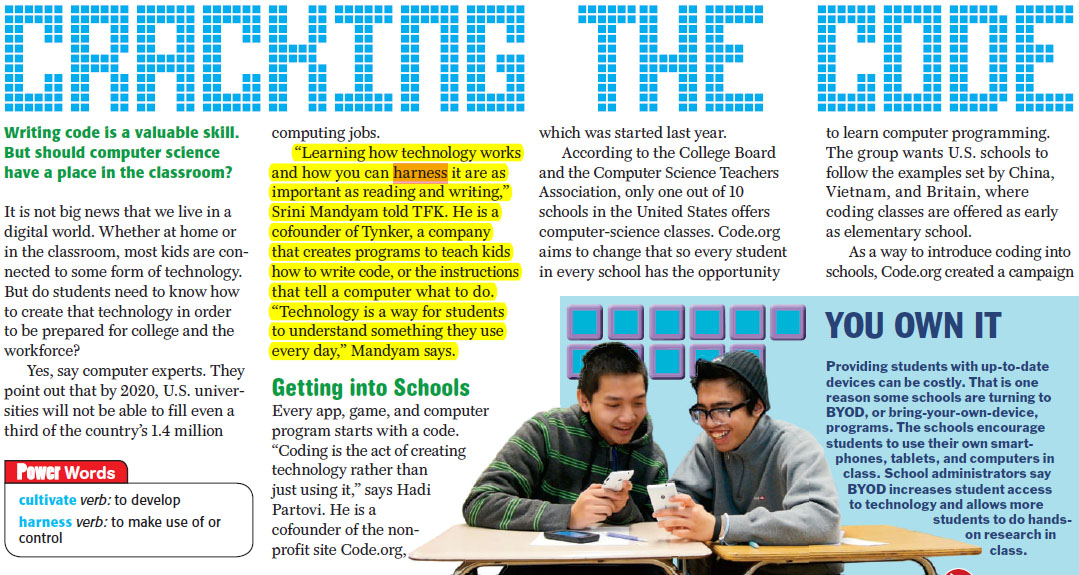 Time for kids article zoom 4