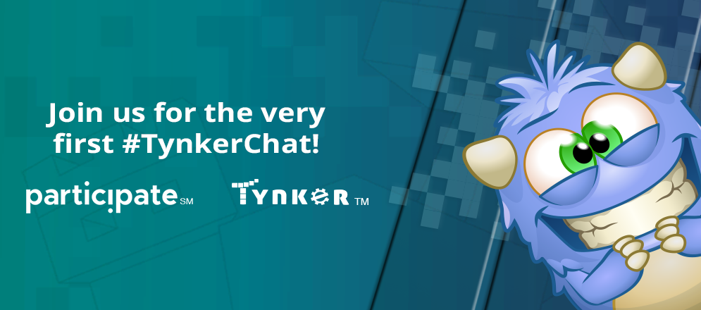 Join Us for Our Very First #TynkerChat with Moderator Adam Welcome