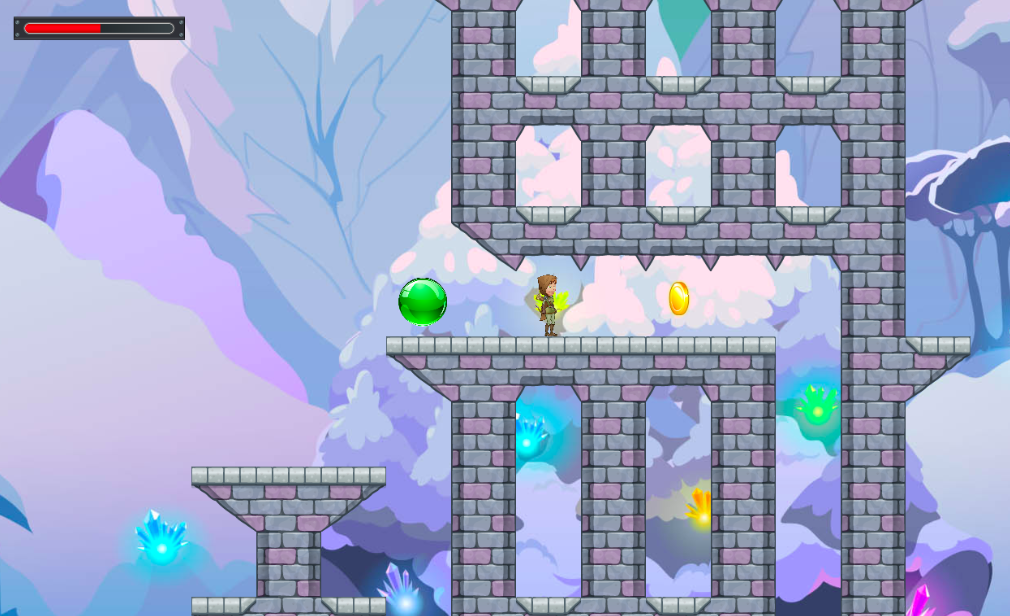 Design Your Own Adventure-Filled Platformer