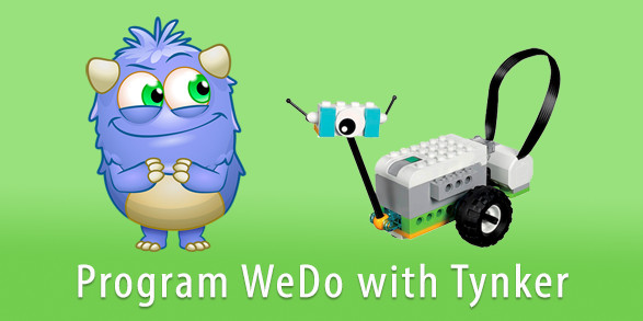 NEW! Announcing Lego WeDo 2.0 Support