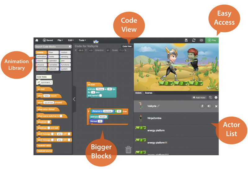 From Tynker Blocks to JavaScript! | Tynker Blog
