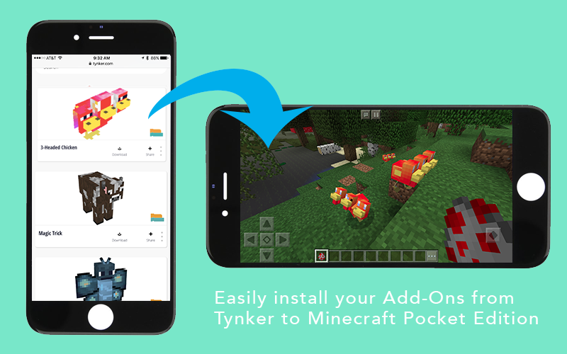 How to Create Minecraft Add-Ons in Tynker | Tynker Blog