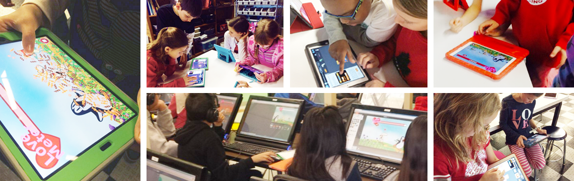 Valentine's Day Coding with Tynker